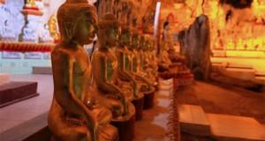 Dai templi ai monaci buddisti