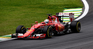 Gran Premio del Brasile: podio per Vettel, Raikkonen quarto