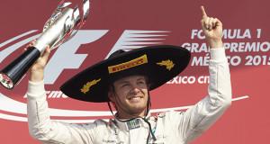 Formula 1, GP Messico: vince Rosberg, delude la Ferrari