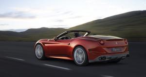 Ferrari California T, più sicura e sportiva