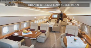 Quanto ci costa l'Air Force Renzi?