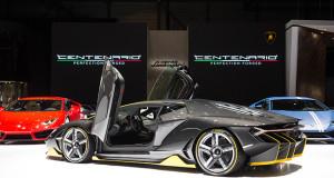 Il mito Lamborghini al Salone dell'Auto di Ginevra 2016