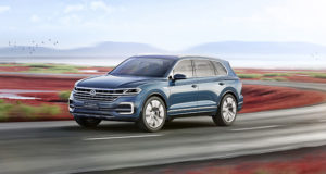 SUV hi-tech Volkswagen