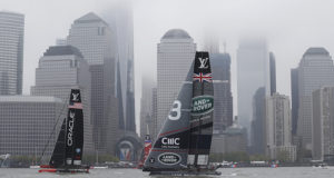 Alfie Allen and Liam Hemsworth joins Britain's America's Cup team