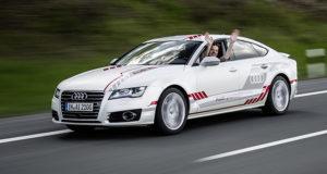 Audi A7 - Guida automatica