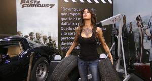 Roma Auto Show 2016: donne e motori alla Fiera di Roma