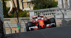 Gran Premio di Monaco: Ferrai vicino al podio