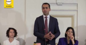 Luigi Di Maio presenta i candidati sindaci M5S