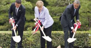 Renzi al vertice G7: prima giornata di lavori