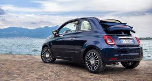 Lo stile della nuova Fiat 500 Riva