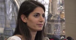 Virginia Raggi, primo sindaco donna di Roma