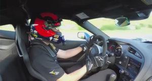 Alla guida della nuova Corvette Grand Sport 2017