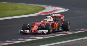 Vettel quarto al Gran Premio d'Ungheria