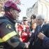Mattarella visita le zone colpite dal terremoto di Amatrice e Accumoli
