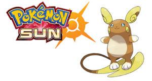 Nuovi Pokemon - Alola Raichu