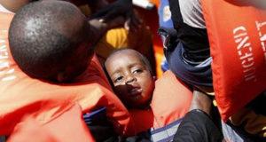Soccorsi 6.500 migranti nel Mediterraneo in un giorno