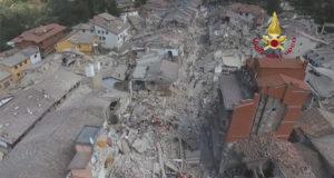 Terremoto nel Centro Italia: paesi rasi al suolo
