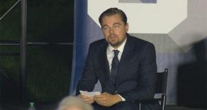 DiCaprio accusa i politici di non credere al cambiamento climatico