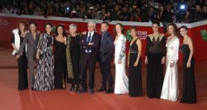 """Michele Placido presenta """"7 Minuti"""" alla Festa del Cinema di Roma"""