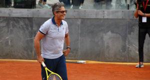 Rosario Fiorello al Tennis Friends 2016