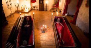 Castello del Conte Dracula in Transilvania