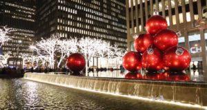 Vacanze di Natale a New York
