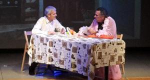 Gigi Sammarchi e Andrea Roncato al Teatro Golden