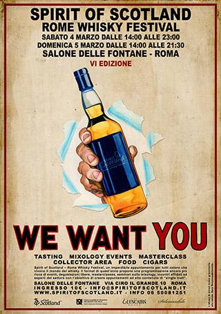 Rome Whisky Festival 2017