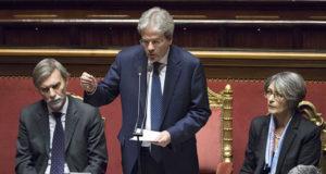 Emergenza terremoto e maltempo: Gentiloni riferisce in Senato
