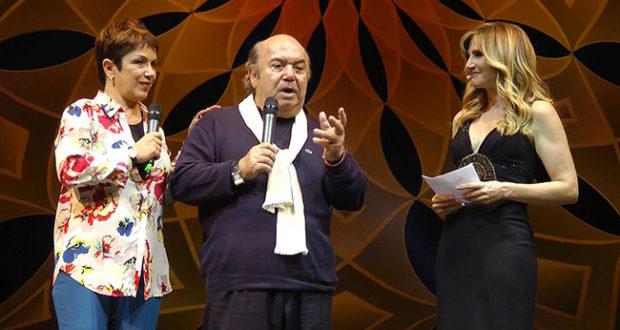 Lino Banfi e Lorella Cuccarini contro la violenza sulle donne