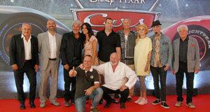 Cars 3 - Il cast del film