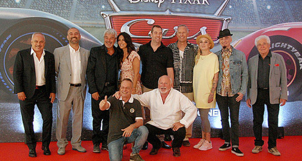 Cars 3 - Il cast del film