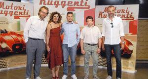 Motori Ruggenti - Presentazione alla stampa