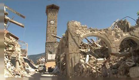 Indagini terremoto amatrice