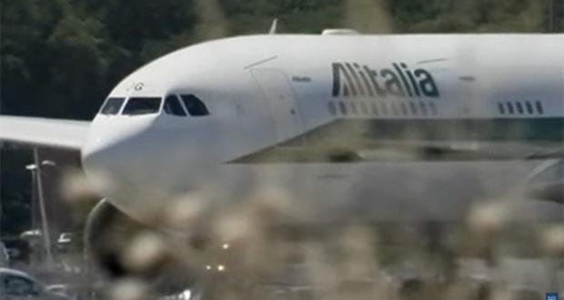 Ryanair pronta a rilevare flotta Alitalia