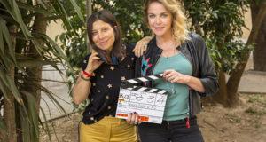Claudia Gerini e Michela Andreozzi