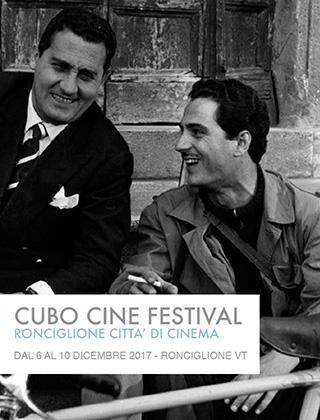 Poster del Cubo Cine Festival 2017