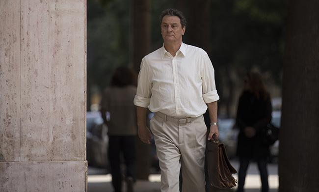 Giorgio Tirabassi interpreta Libero Grassi