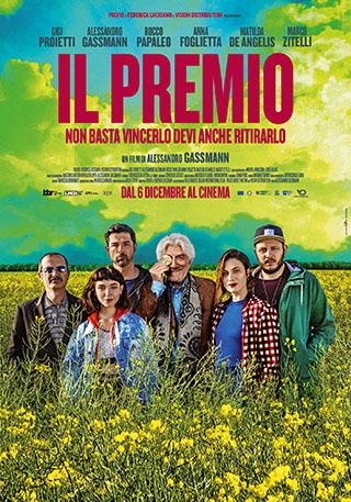 """Poster del film """"Il Premio"""""""